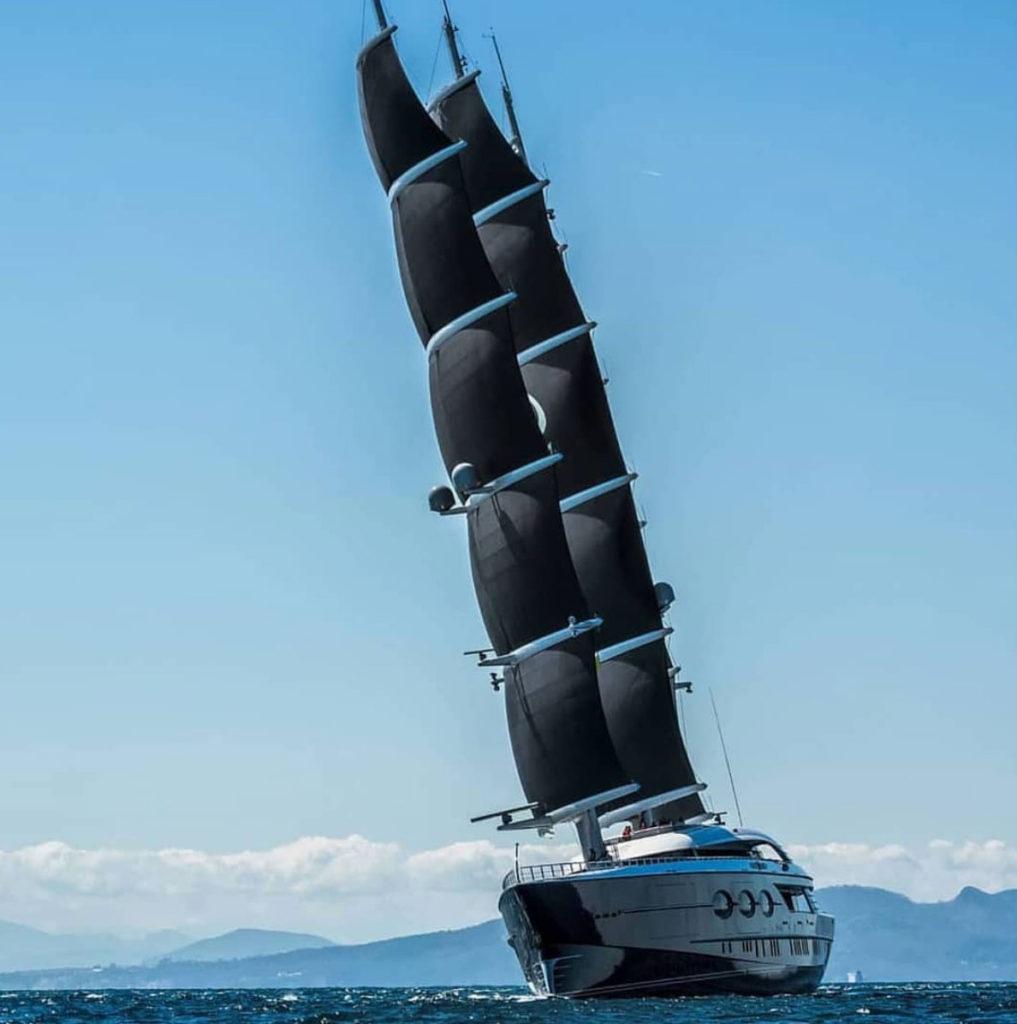 Black Pearl - superyachts_gibraltar IG