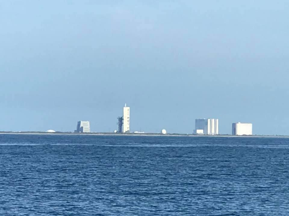 SS1 - Cruising along the Space Coast - Kennedy Space Center - Cape Canaveral - 1