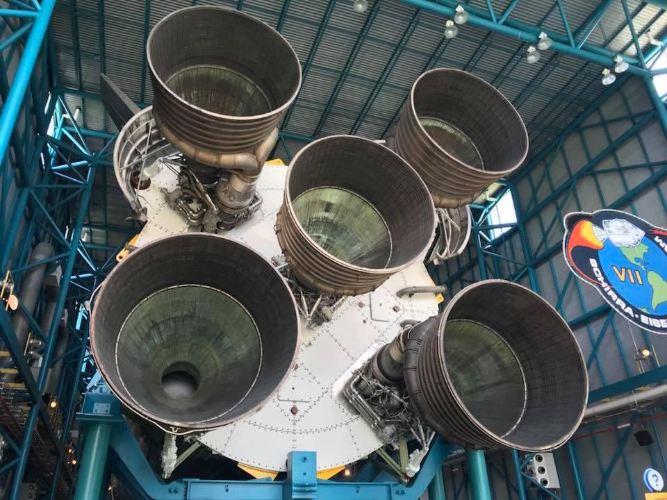 KSC - Saturn V