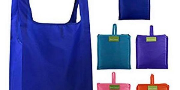 Amazon - reusable grocery bag example