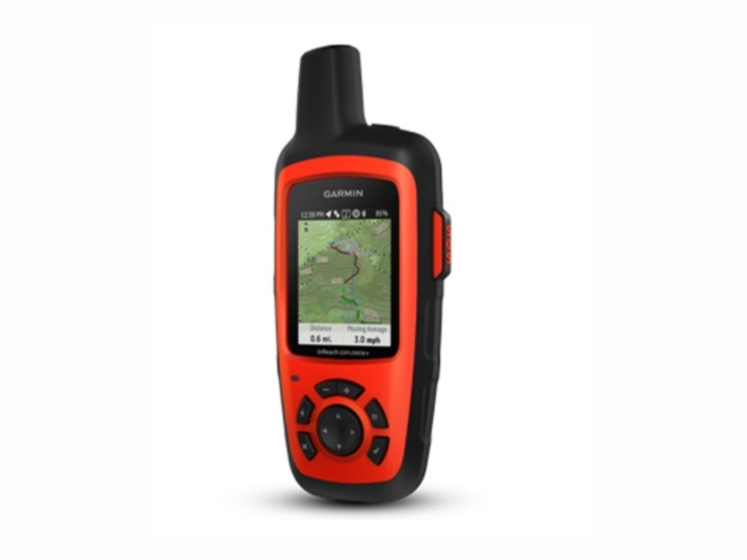 Example of a satellite phone
