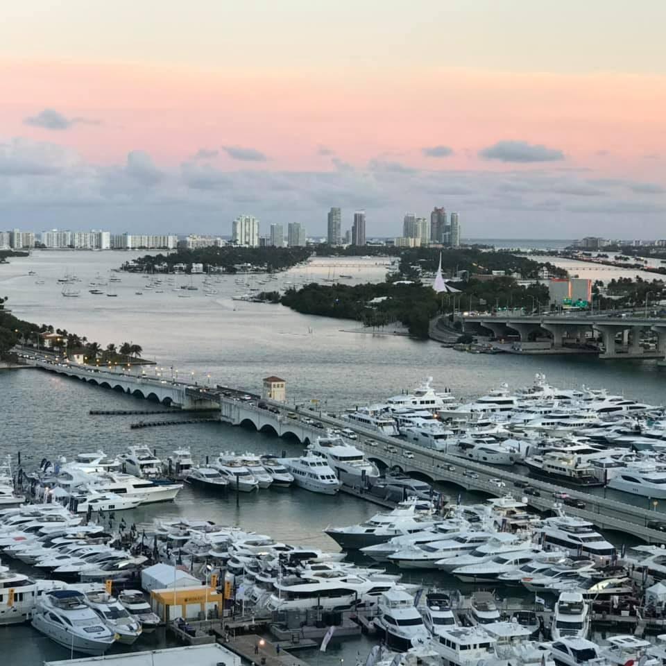 Miami Yacht Show 2019