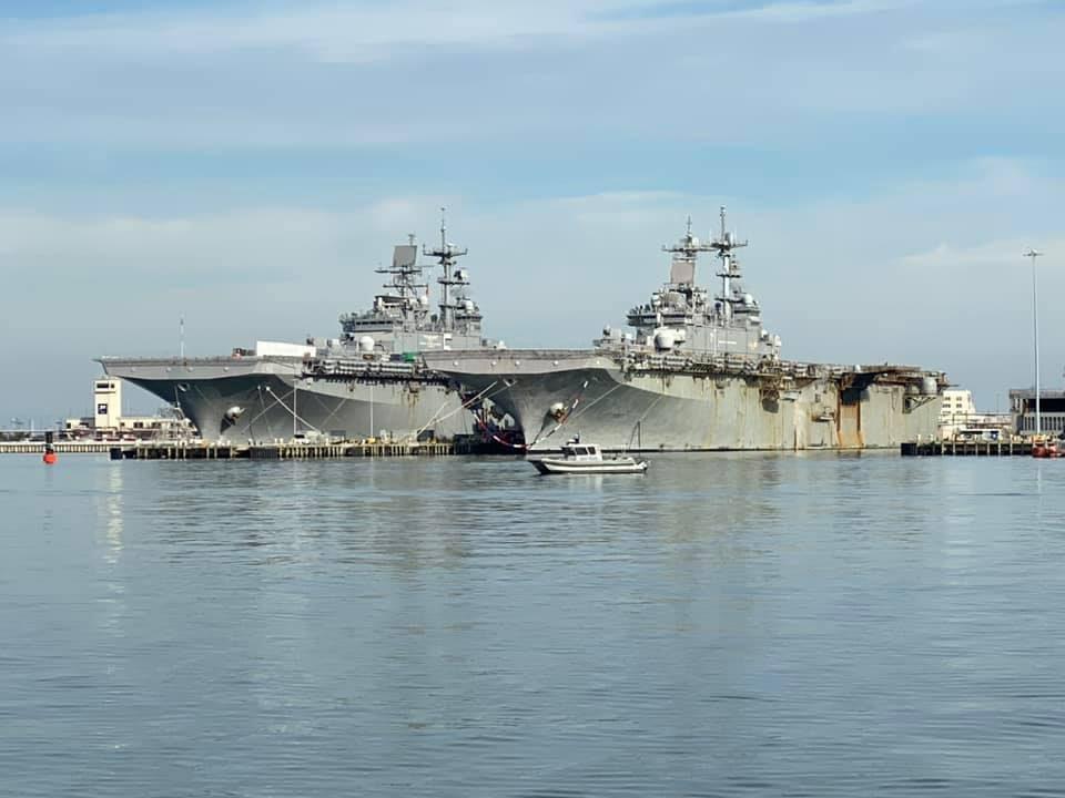 Norfolk navy