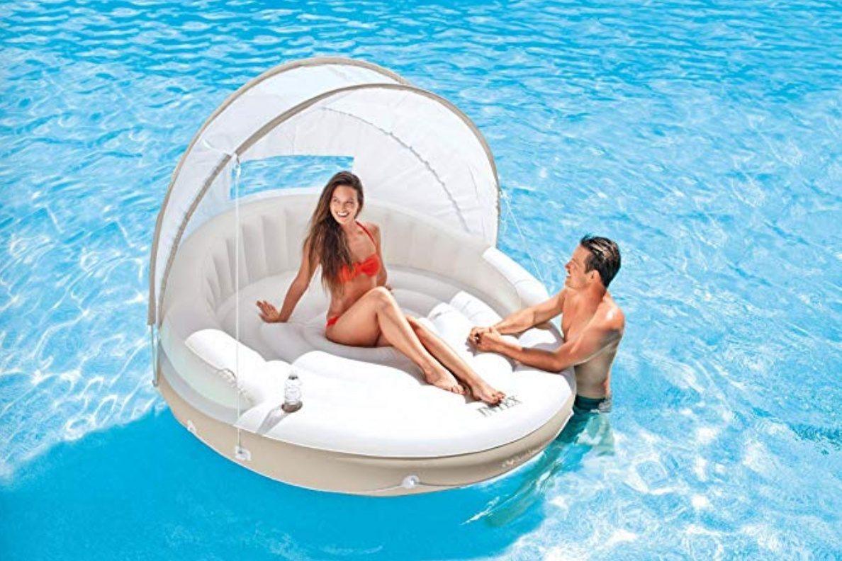 Island Inflatable - Photo: www.amazon.com
