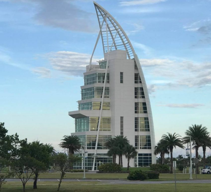 Port Canaveral Observation Tower