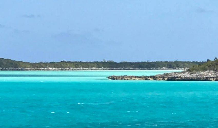 Shades of Bahama Blue - Shroud Cay