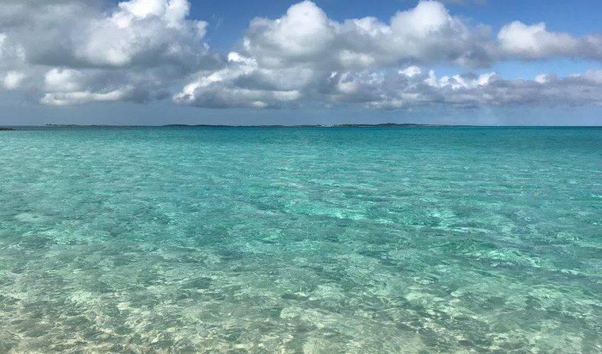Shades of Bahama Blue - near Highbourne