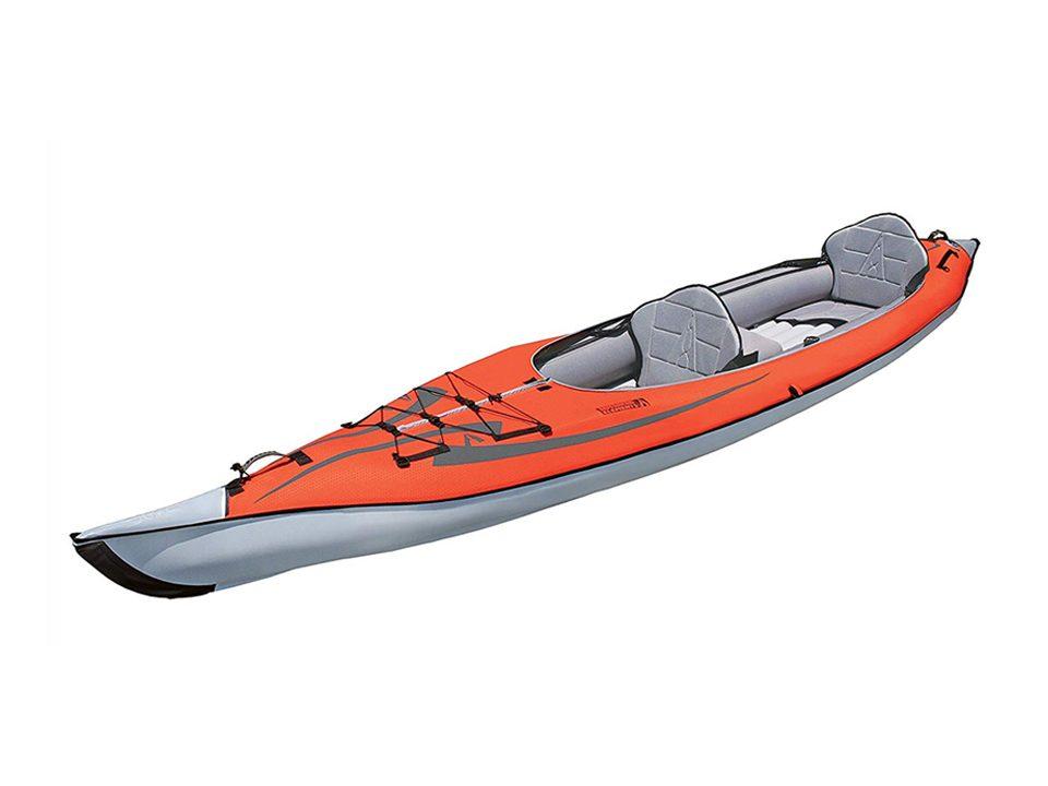 Inflatable Kayak - Photo: www.amazon.com