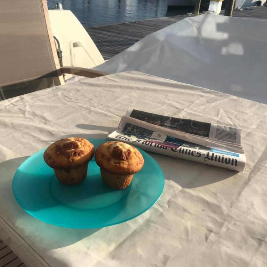 SS2 - Muffins and newspaper