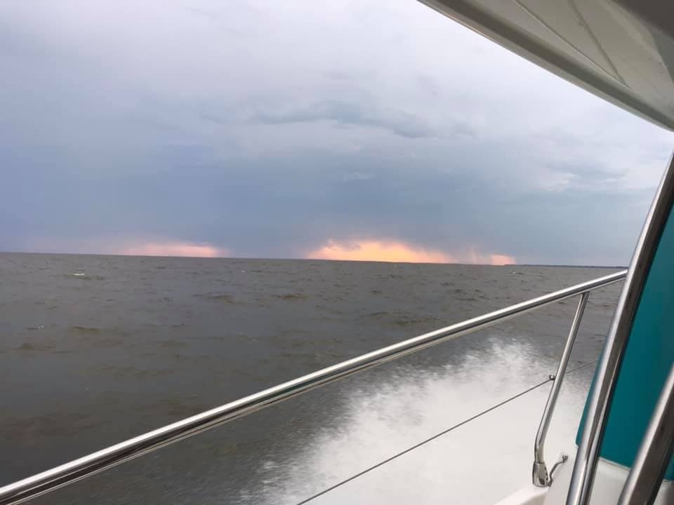 Route 2 - On the Albemarle Sound