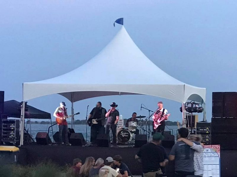 Live music on the Southport waterfront