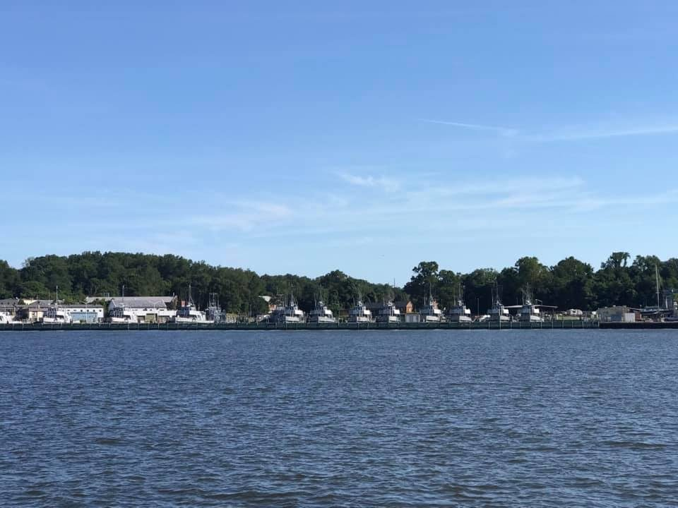 Naval Academy YP Boats