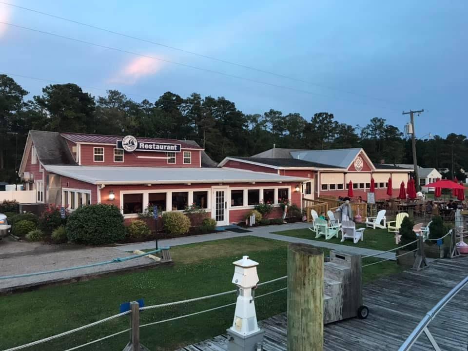 Coinjock Marina and Restaurant