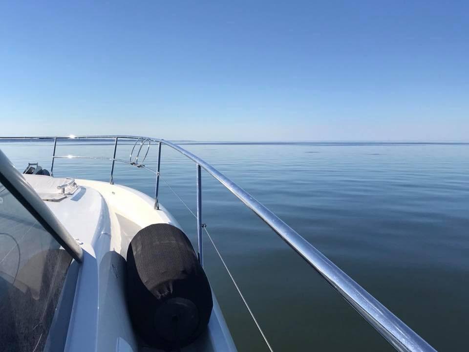 Back on the Chesapeake Bay