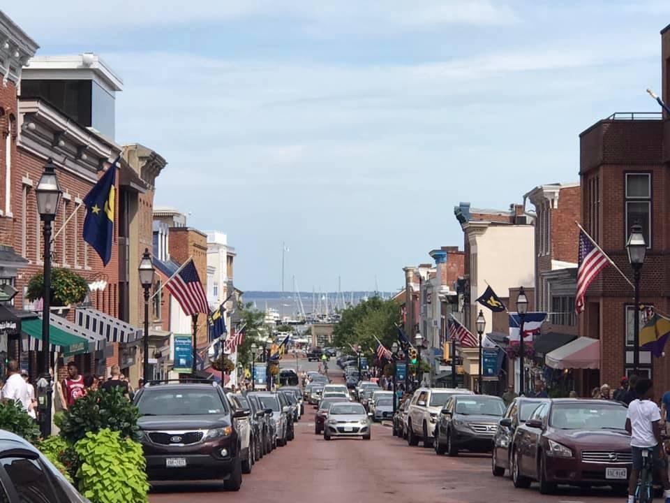 Annapolis main street