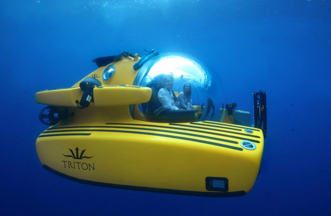 Triton Submarine - Photo: www.tritonsubs.com