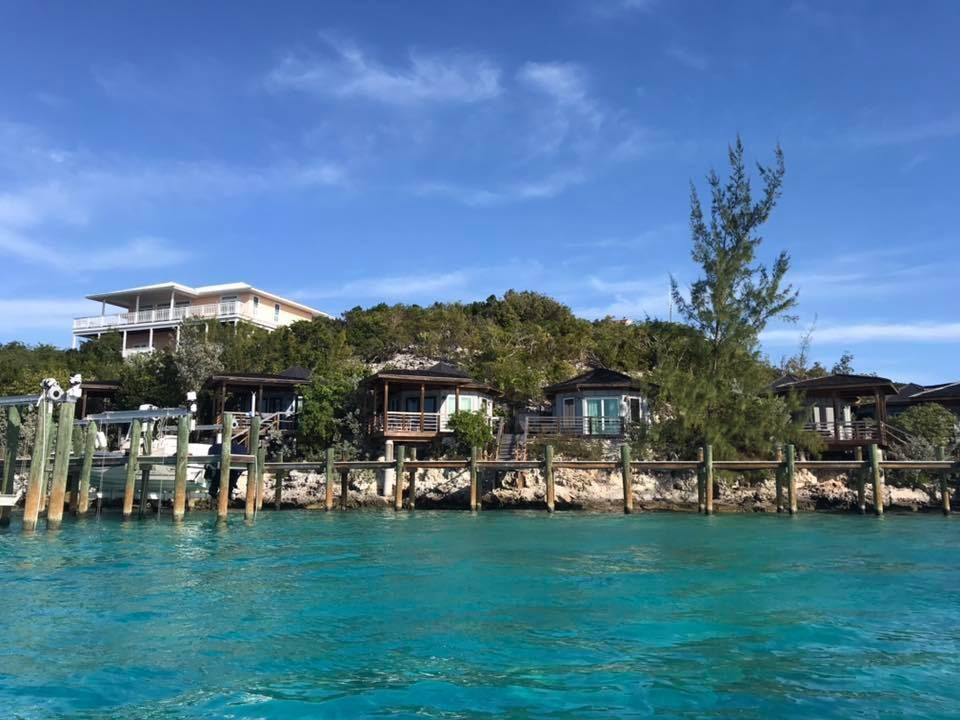 Staniel Cay cottages