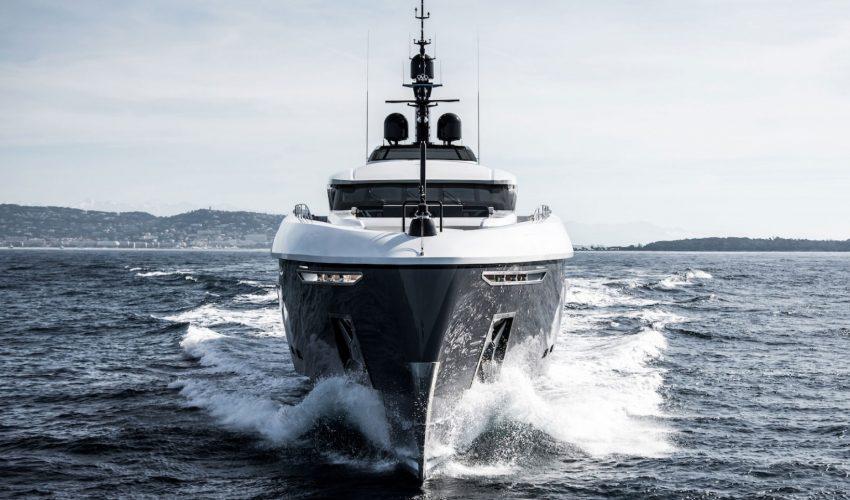 Winner Semi-Displacement or Planing Motor Yachts 40m and Above - M/Y Utopia IV ©Tom Van Oossanen