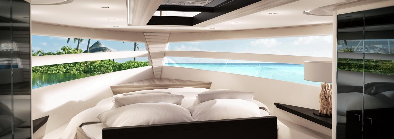 VAN DER VALK BeachClub 600 - Owner_s cabin 2